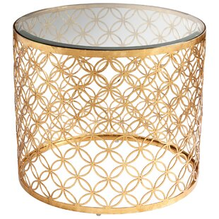 Dante End Table By Cyan Design