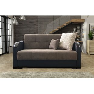 Latitude Run Vivanco Sofa Bed