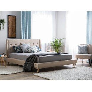 Tovar Upholstered Bed Frame By Mikado Living