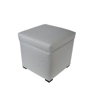 Woodside Storage Ottoman by Al..