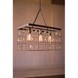 Find the perfect Inez Rectangle Foyer Lantern  Pendant ByGracie Oaks