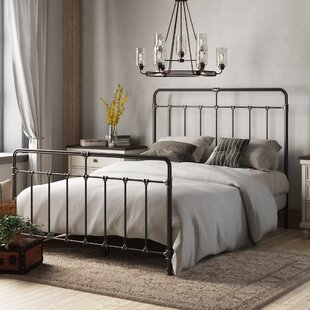 Siv Panel Bed by Birch Lane™ Heritage