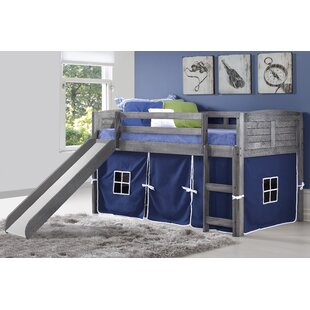 Christoph Louver Twin Low Loft Bed