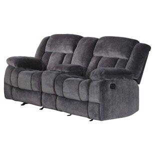 Find Dale Reclining Loveseat by Darby Home Co Reviews (2019) & Buyer's Guide