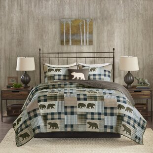 Falls Oversized 4 Piece Quilt Set