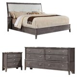 Tanya Standard Configurable Bedroom Set by Gracie Oaks