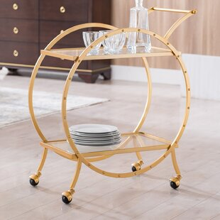 Mercer41 Hiro Bar Cart