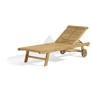 Corr Reclining Chaise Lounge