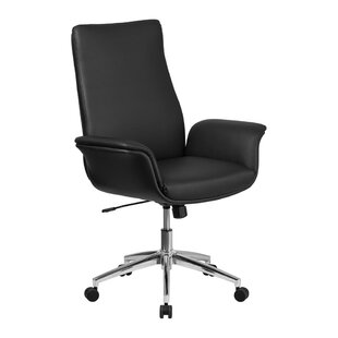 Brayden Studio Fuller Mid-Back Swivel Office Chair