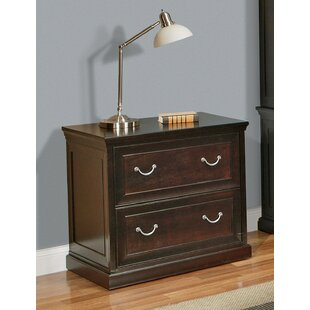 Robbie 2 Drawer Lateral File Cabinet