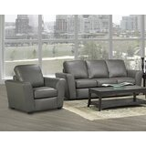 Lidiya 2 Piece Leather Living Room Set by Red Barrel Studio®