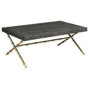 Et Cetera Coffee Table by Reual James