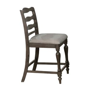 Traci Upholstered Counter Height Dining Chair (Set of 2)