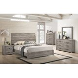 Teme Platform 5 Piece Bedroom Set by Foundry Select