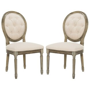 Affordable Lakeshore Upholstered Dining Chair (Set of 2) by One Allium Way Reviews (2019) & Buyer's Guide