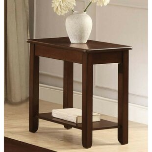 Bellin Wooden End Table