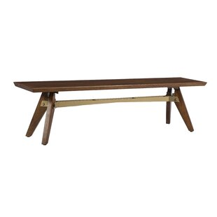 Kerlin Wood Bench by Foundry Select