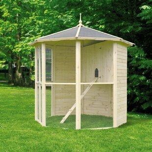 232cm Octagonal Aviary By Sol 72 Outdoor