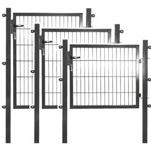 3' X 2' (1m X 0.8m) Metal Gate By Peddy Shield