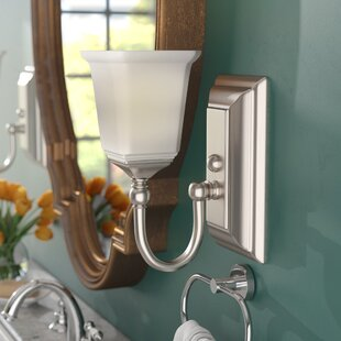 Order Bima 1-Light Bath Sconce By Three Posts