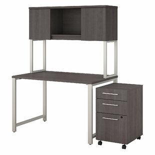 400 Series 3 Piece Desk Office Suite by Bush Business Furniture No Copoun
