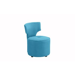 Serafino Loft Barrel Chair by Wrought Studio