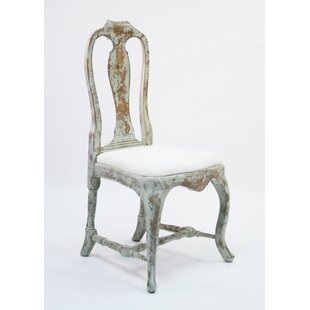 Provence Solid Wood Dining Chair by Zenti..