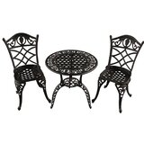 Casella Grape 3 Piece Bistro Set