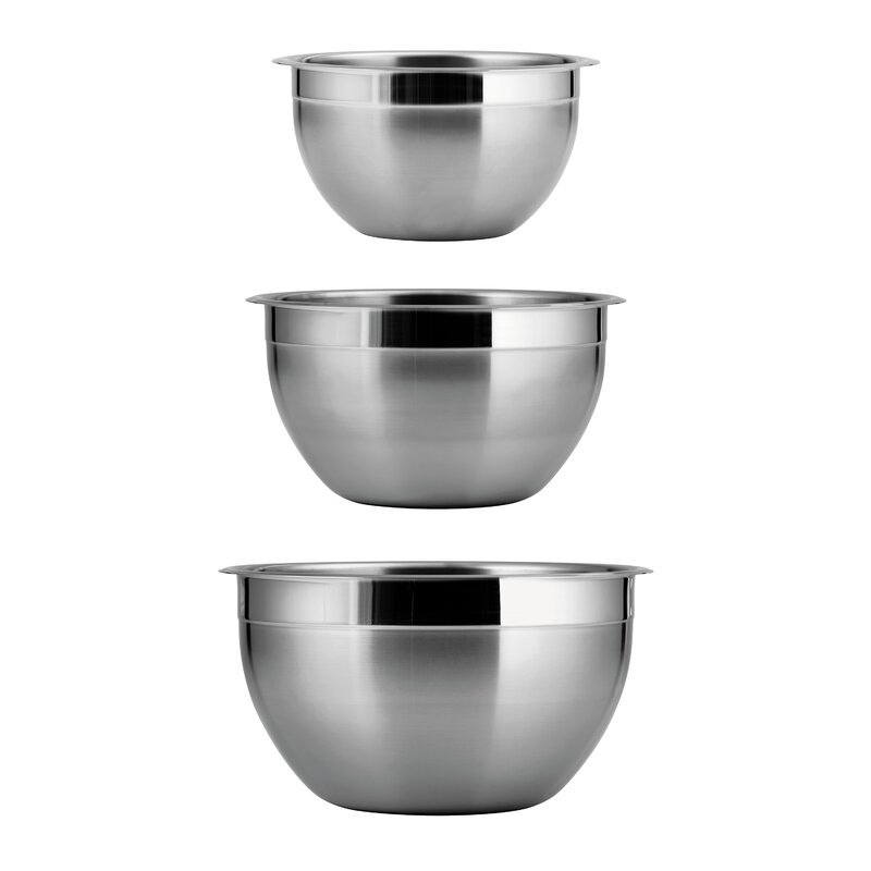 Tramontina Gourmet Selection 3 Mixing Bowls