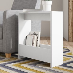 Side Table With Storage By 17 Stories