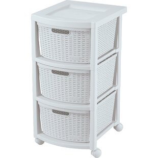 Plastic Storage Drawers Youu0027ll Love | Wayfair