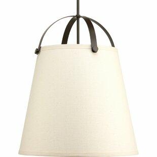 Darby Home Co Queenie 3-Light Cone Pendant
