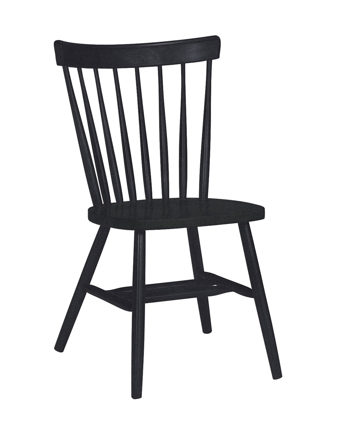 August Grove Sofia Arrowback Solid Wood Dining Chair U0026 Reviews | Wayfair