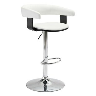 Shivani Adjustable Height Bar Stool by Or..
