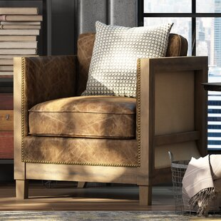 Union Rustic Grant Armchair