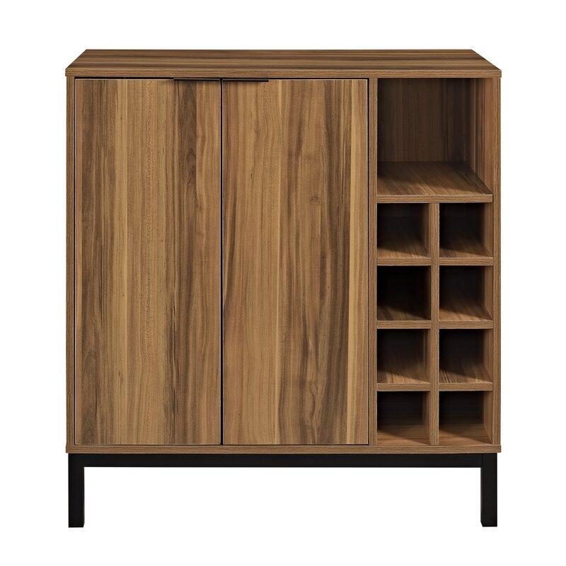 Union Rustic Orion Bar Cabinet Reviews