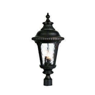 Appel Outdoor 3-Light Lantern Head
