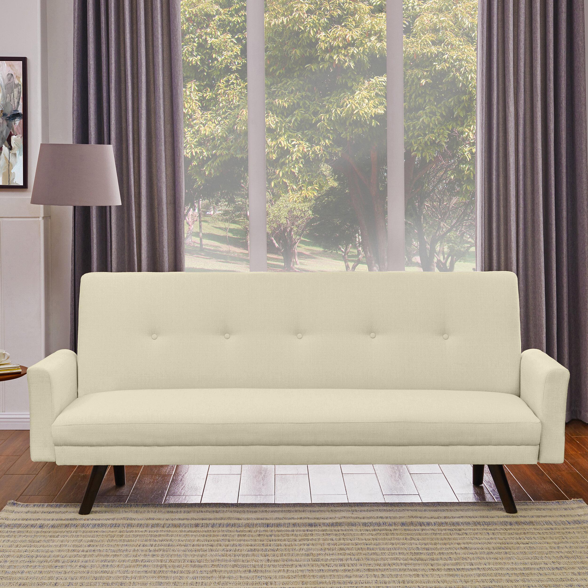 Westbrooks Click Clack Futon Convertible Sofa