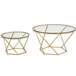Gold coffee tables wayfair save to idea board greentooth Gallery