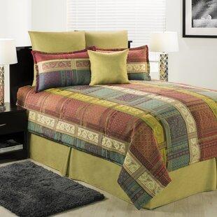 Miner Patch Comforter Set