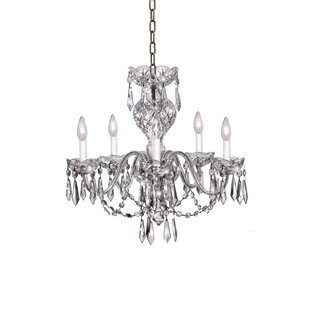 Waterford Comeragh 5-Light Candle Style Chandelier
