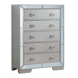 Jemma 5 Drawer Chest