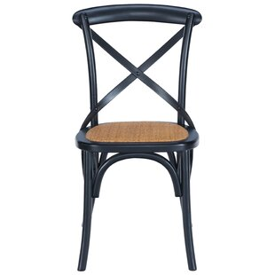 Doncaster Crossback Dining Chair Gracie Oaks