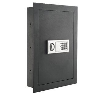 Paragon Safe Flat Electronic Lock Wall Safe