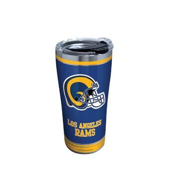 Team Colors Boelter Brands NFL Detroit Lions Drink Tumbler Steel 16 Curved One Size
