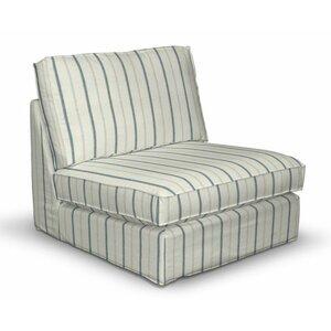 1-Sitzer Einzelsofa-Bezug Avinon von Dekoria