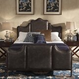 Boxford Queen Upholstered Standard Bed by Darby Home Co