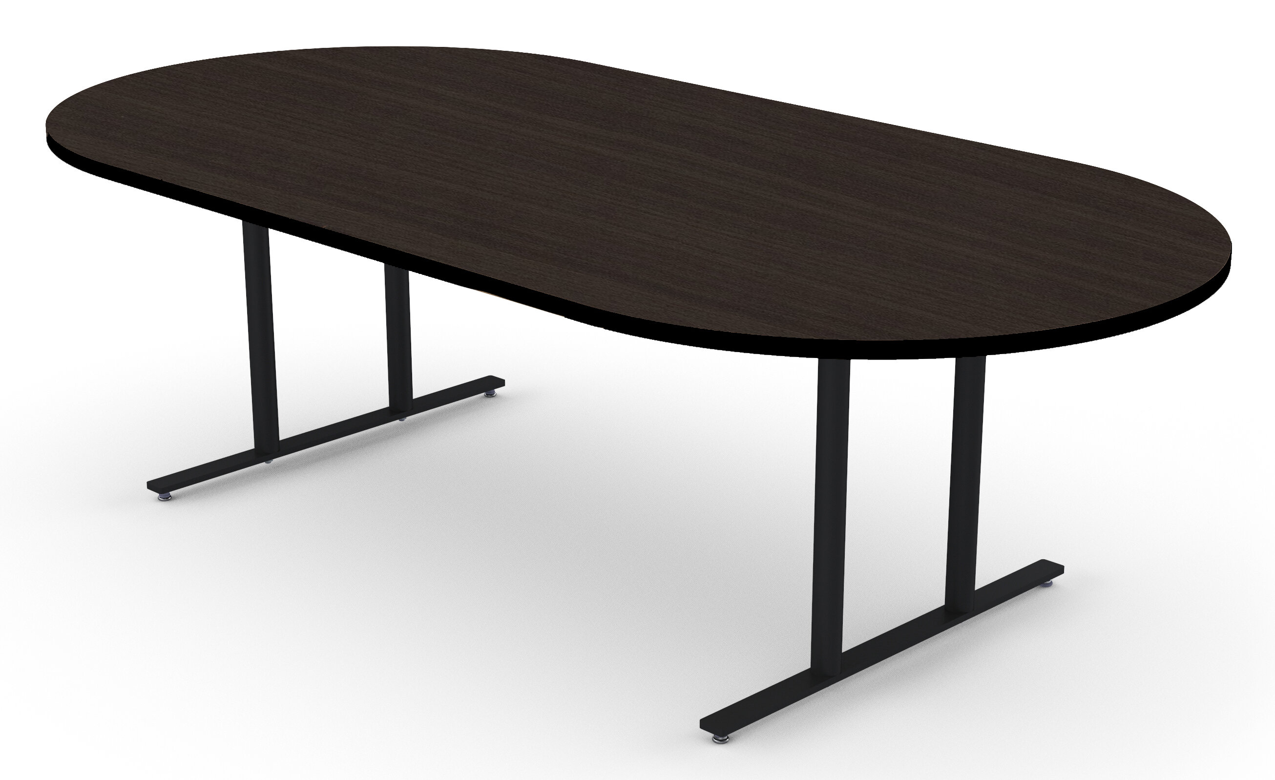 Picture of: Baltix Oval Conference Table Wayfair