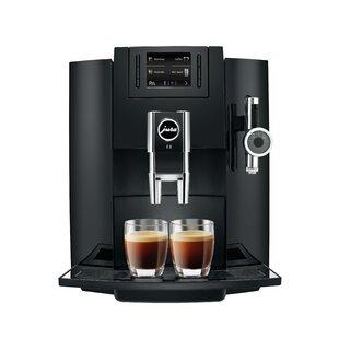 E8 Super-Automatic Espresso Machine
