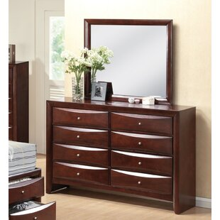 Chew Stoke 8 Drawer Double Dresser